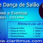 Ritmu's cia. de Dança de Salão – Novo site!!