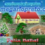 Presépio de Natal Virtual