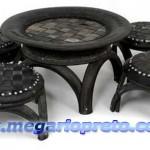 Móveis de pneus velhos – Isso sim é reciclagem de pneus