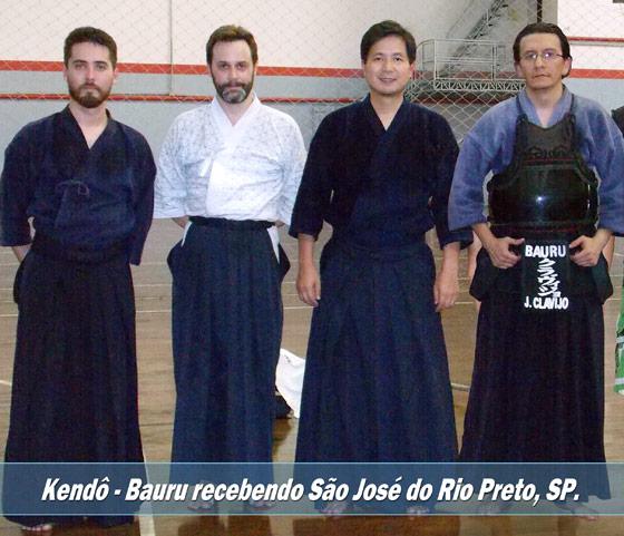 Kendo em Rio Preto