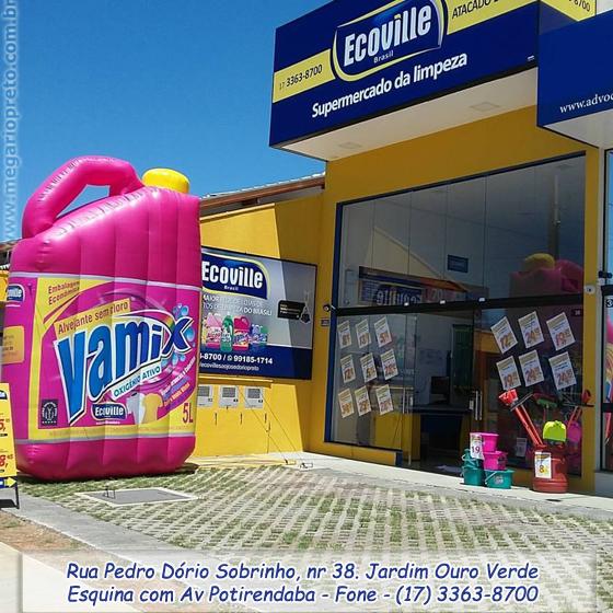 Loja de Produtos de Limpeza em São José do Rio Preto