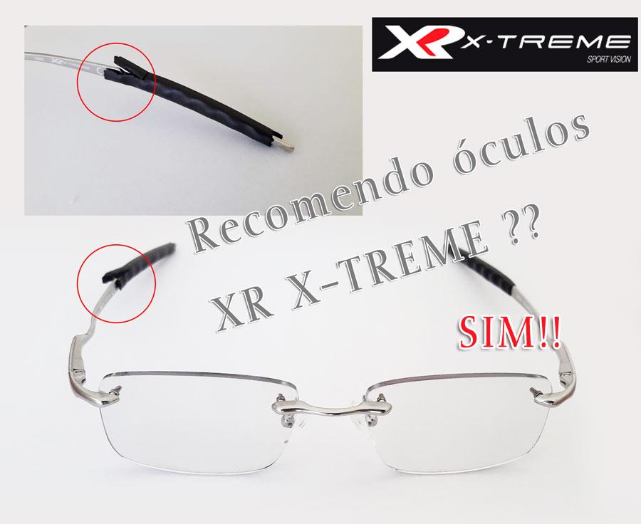 Óculos XR X-Treme é bom?