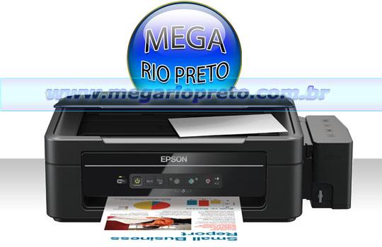 Impressora Epson L355 com Bulk Ink só imprime em branco como resolver é fácil