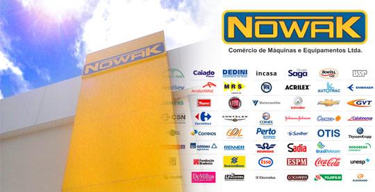NowaK Indústria e Comércio de Máquinas Ltda