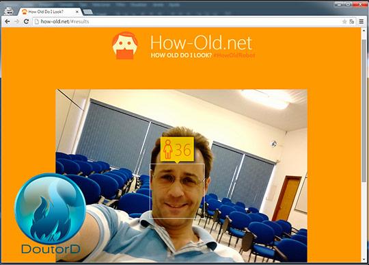Site que diz que idade você tem pela sua foto quantos anos você tem