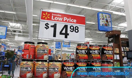 Onde encontrar suplemento alimentar mais barato