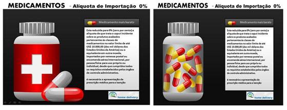 como comprar remédio nos Estados Unidos
