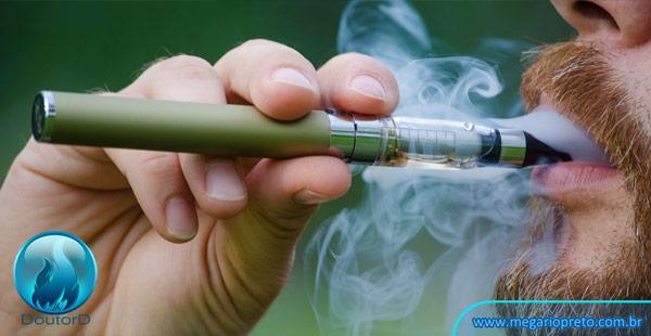 como parar de fumar usando cigarro eletronico