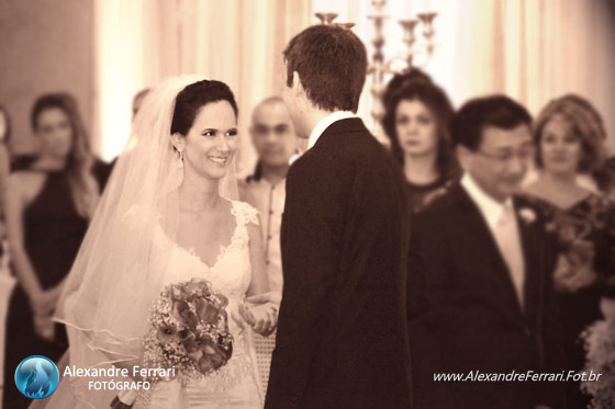Fotógrafo de Casamento em Rio Preto cerimônia e festa