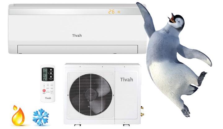 ar condicionado tivah é bom?