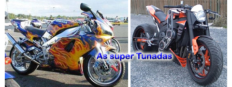Super Motos Tunadas
