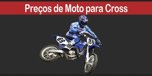 Onde comprar Motos de Cross em Rio Preto