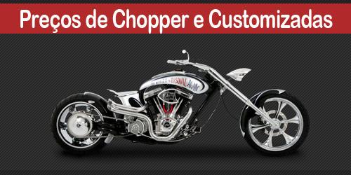 Onde comprar Motos Chopper e Customizadas em Rio Preto