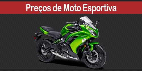 Onde comprar Motos Esportivas em Rio Preto