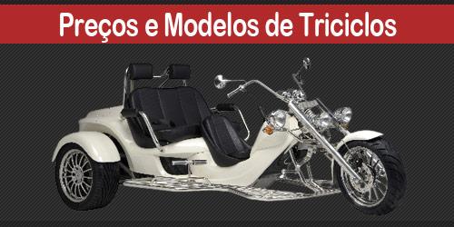 Onde comprar Moto Triciclo em Rio Preto